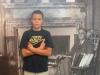 Luke at FDR\'s house in New York