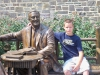 Luke at FDR\'s House