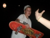 Luke Skateboarding