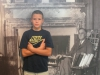 Luke at FDR\'s house in New York